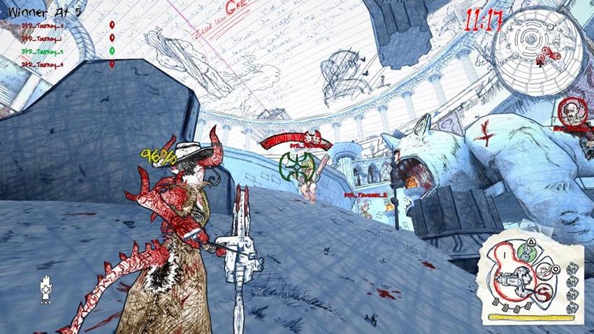 Drawn to Death (2)