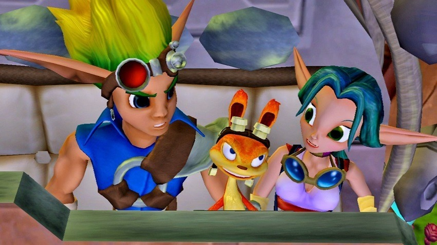 Jak and daxter coming to PS4 this year