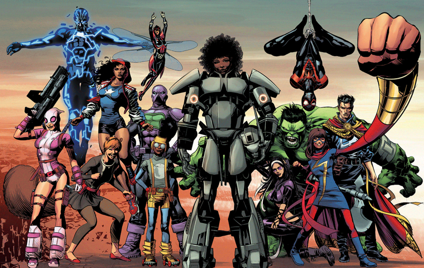 Marvel Comics 2017 (1)