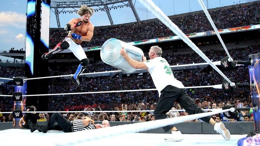 Wrestlemania 33 (2)