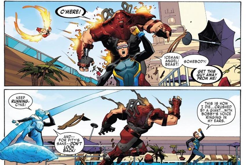 X-Men Blue (5)