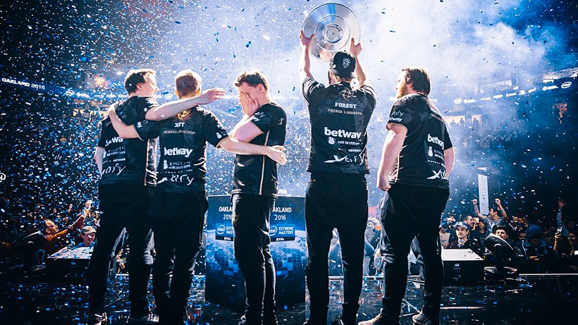 """Ninjas in Pyjamas CEO reveals: """"Our players earn about"""