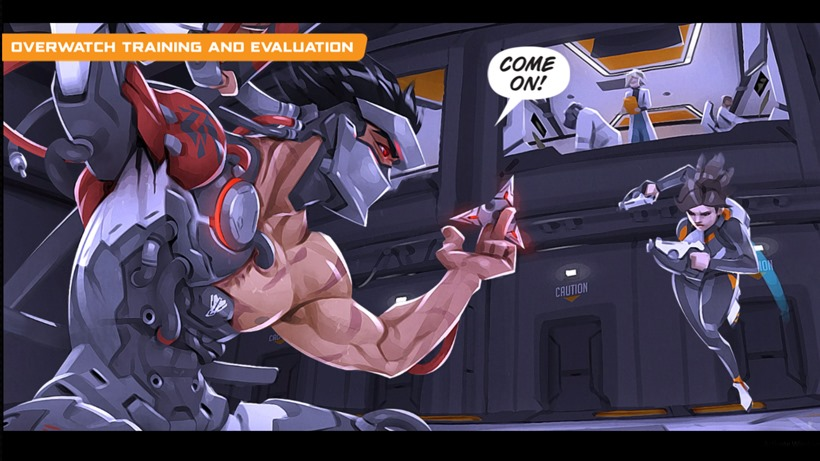 tracer fighting