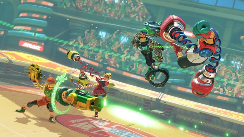 ARMS Global testpunch information 2