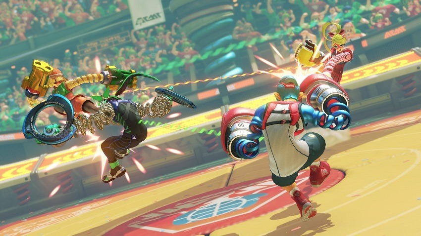 ARMS Global testpunch information