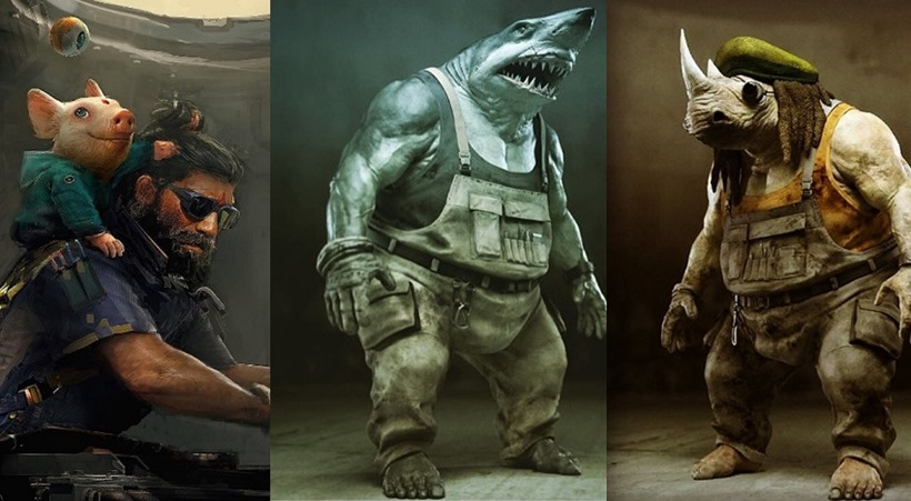 Beyond Good and Evil 2 wont be at E3 (2)