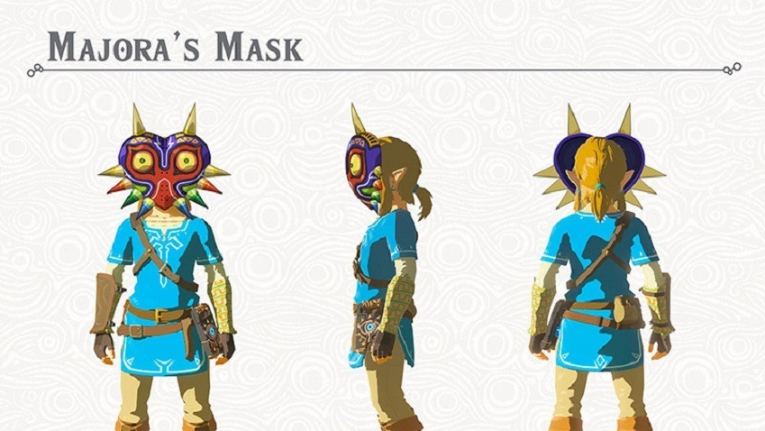 Breath of the Wild DLC feature