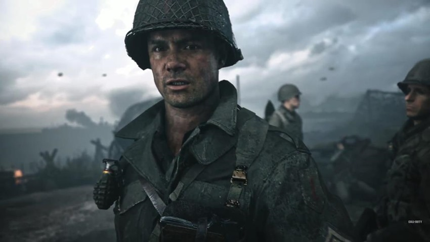 Call of Duty World War Two