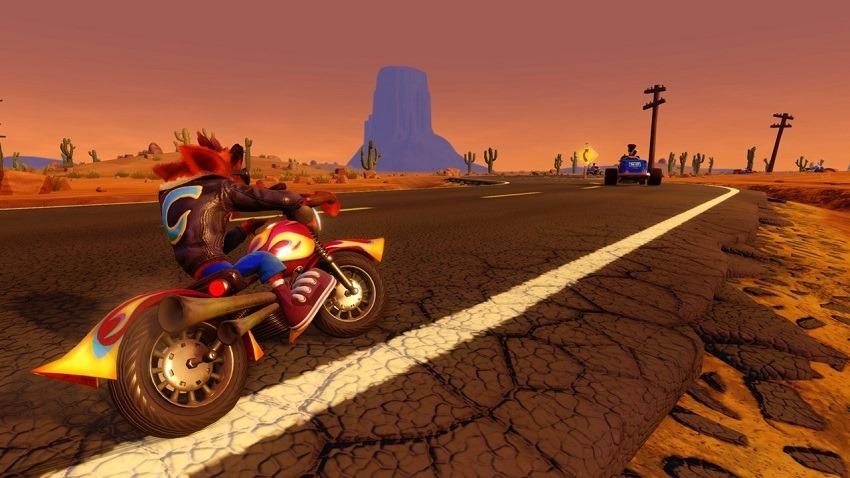 Crash 3 Warped N Sane Trilogy Gameplay