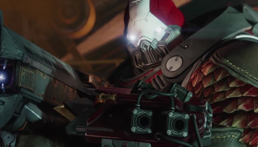 "In Destiny 2, the Red Legion are the ""special forces"" of the Cabal"