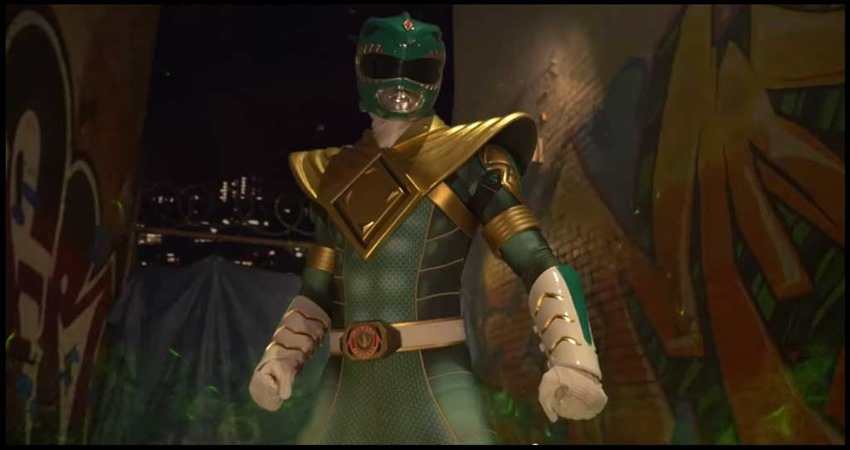 Green-Power-Ranger