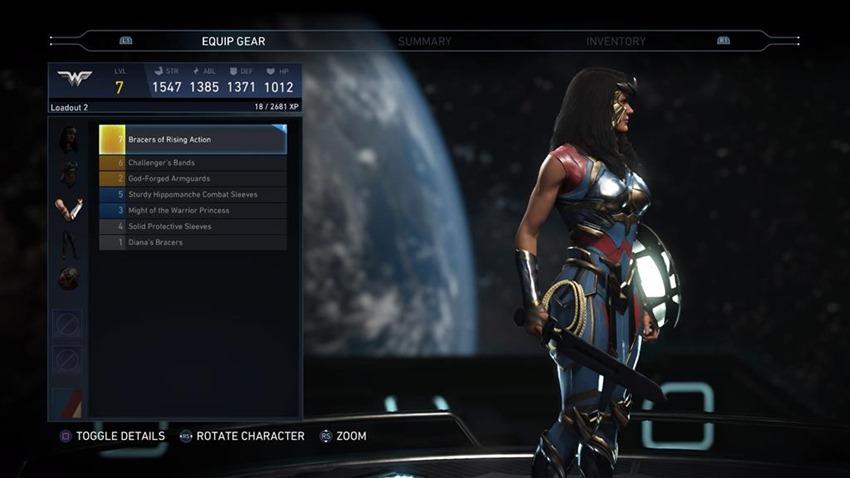 Injustice 2 Wonder Woman (3)