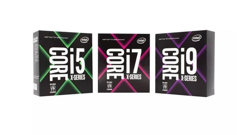 Intel reveals Core i9 range of processors