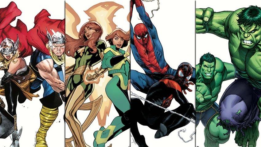 Marvel-Generations