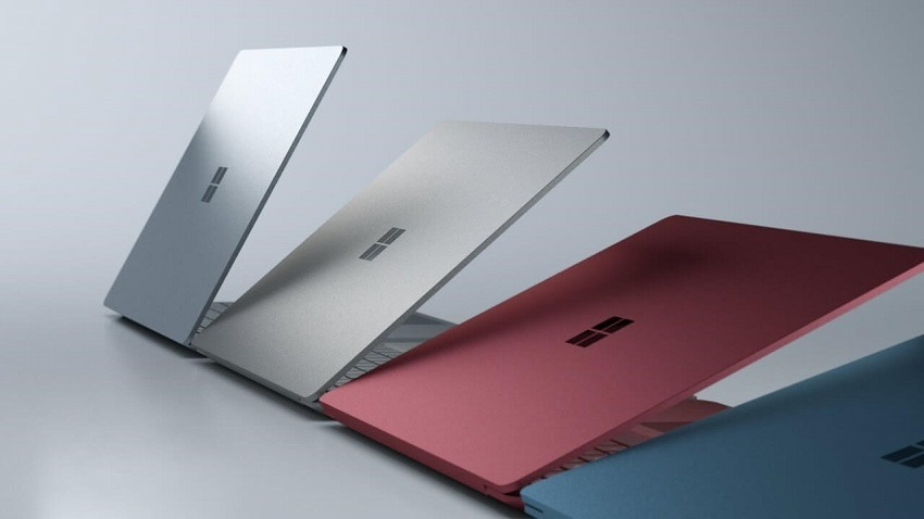 Microsoft reveals Surface Laptop 2