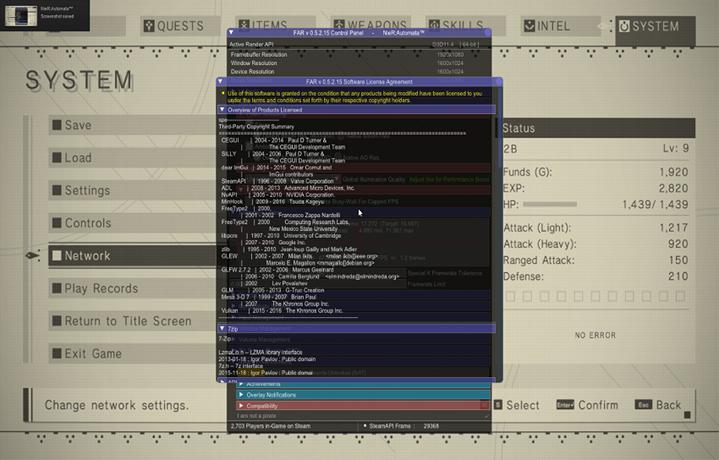 Nier Automata mod includes piracy check