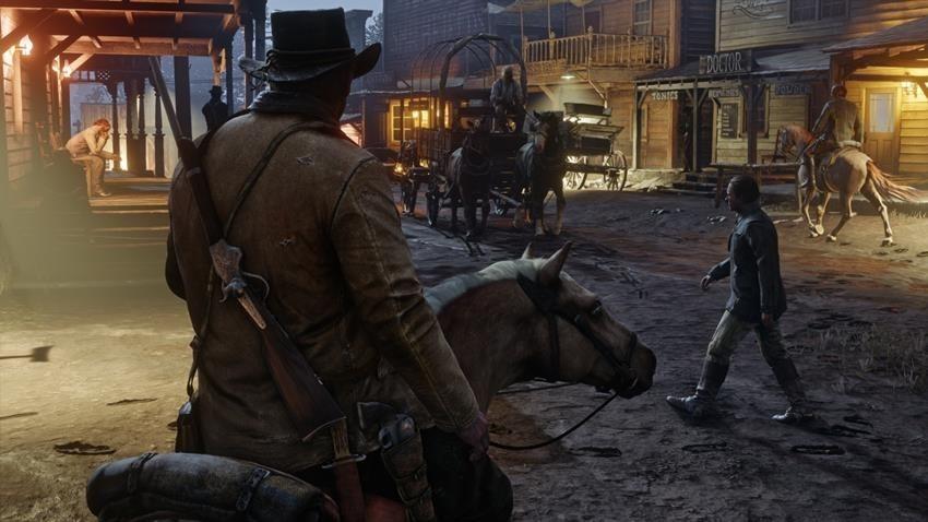 Red Dead Redemption 2 delayed 1