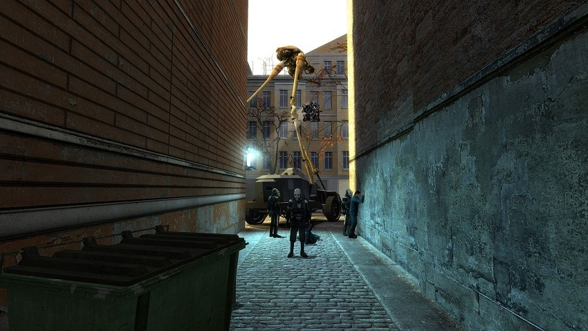 Want to play Half-Life 2 in VR