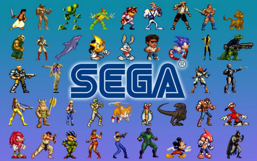 Sega franchises