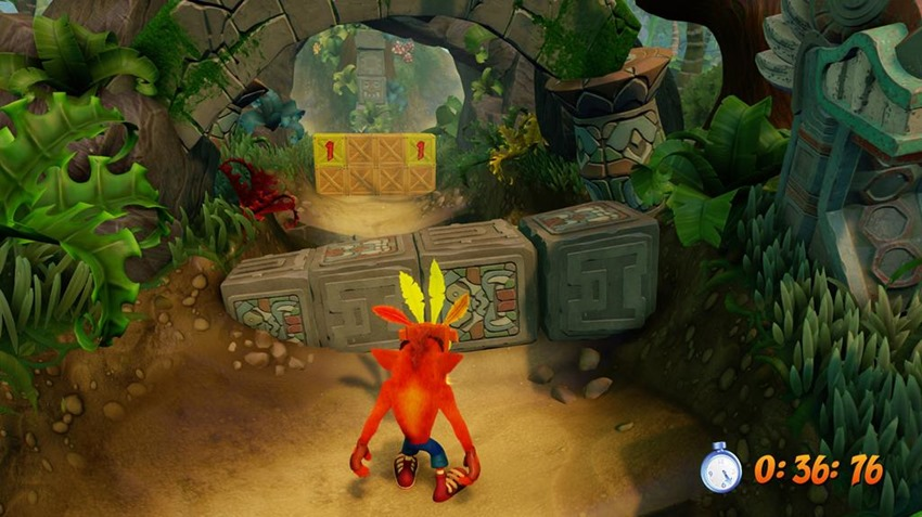 Crash Bandicoot (4)