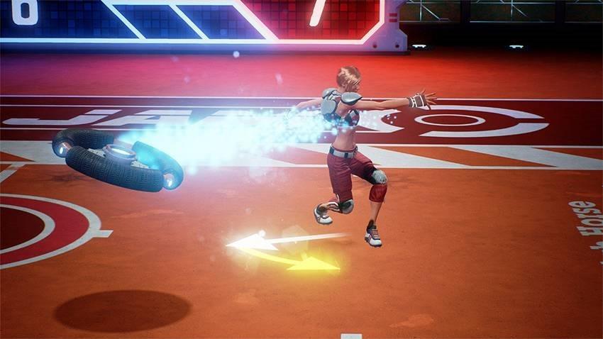 Disc Jam gets PS4-PC cross-platform play - Critical Hit