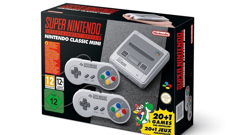 SNES Classic confirmed, comes September 2