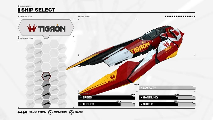 Wipeout omega collection (10)