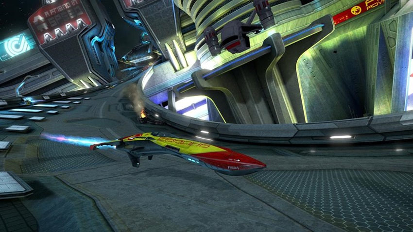 Wipeout omega collection (4)