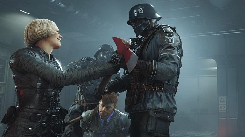 Wolfenstein 2 interview E3 2017