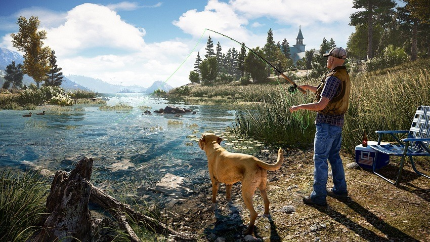 Far Cry 5 might not save all co-op progress 2