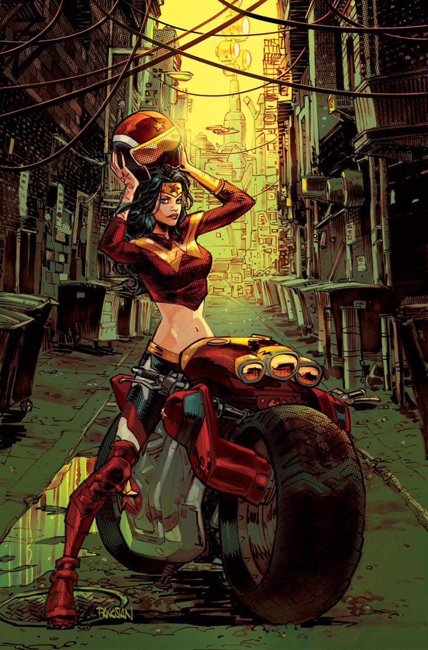 Gotham City Garage (1)