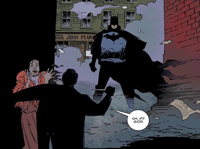 Gotham by Gaslight (1)