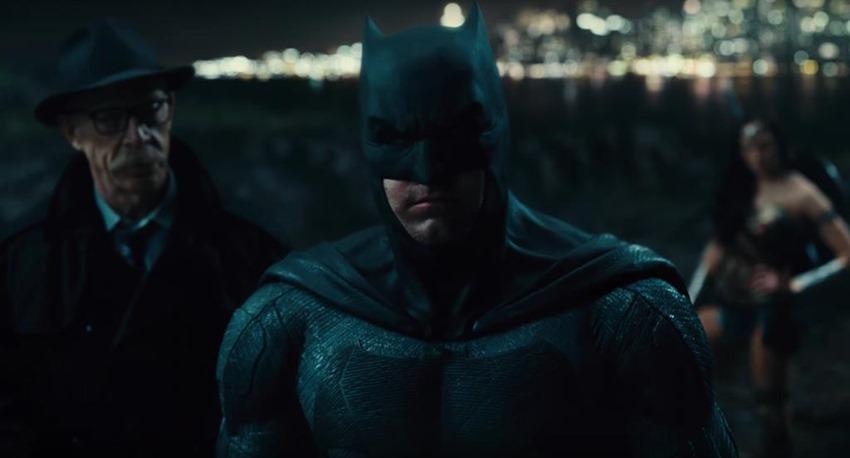 Justice League Batfleck