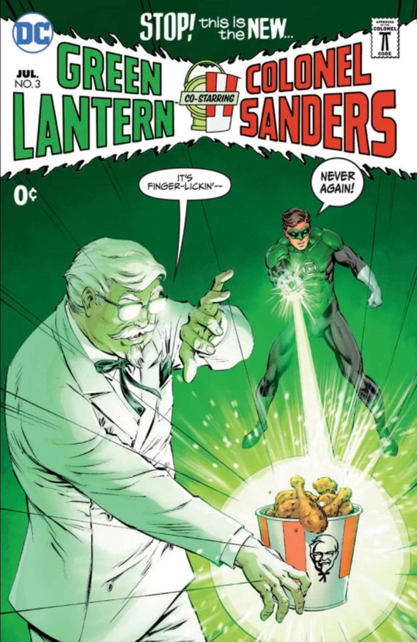 KFC-Lantern