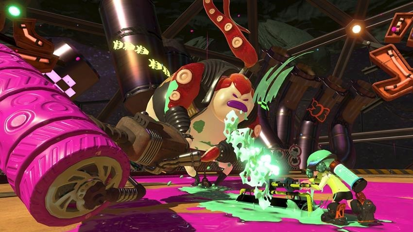 Splatoon 2 does bite-sized play right 2