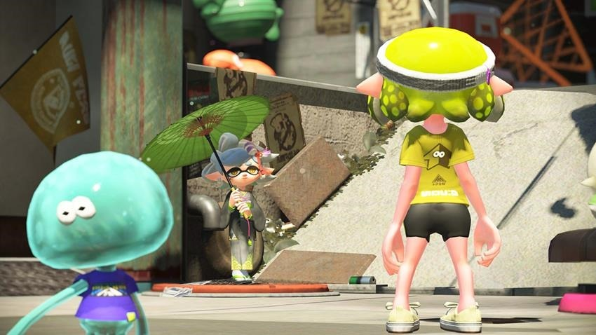Splatoon 2 does bite-sized play right 4