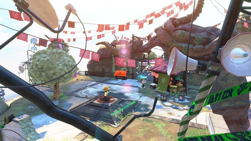 Splatoon 2 does bite-sized play right 5