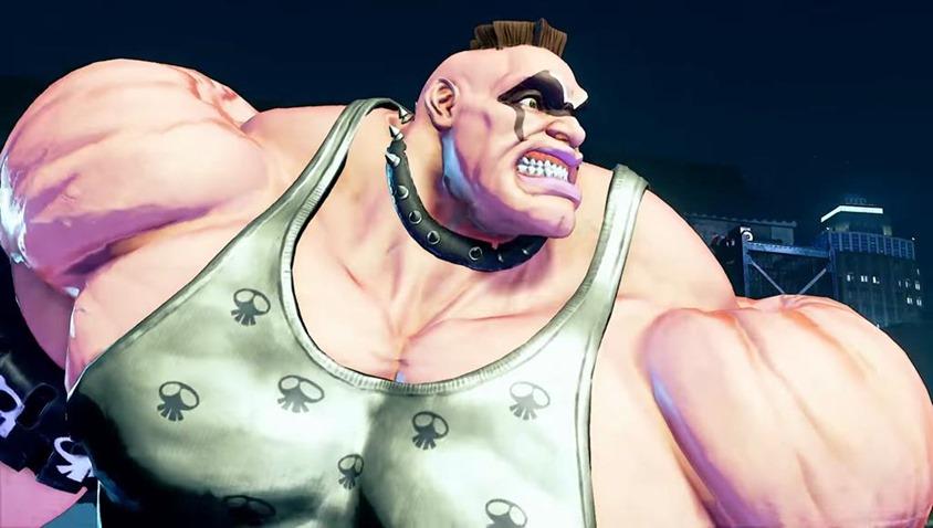 Street Fighter V Abigail (2)