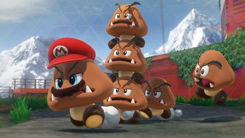 Super Mario Odyssey won't have any game overs