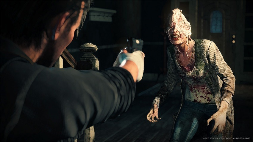 The Evil Within 2 gets first gameplay trailer