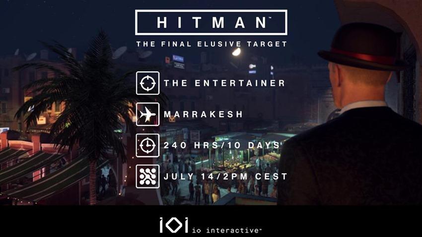 hitman the entertainer