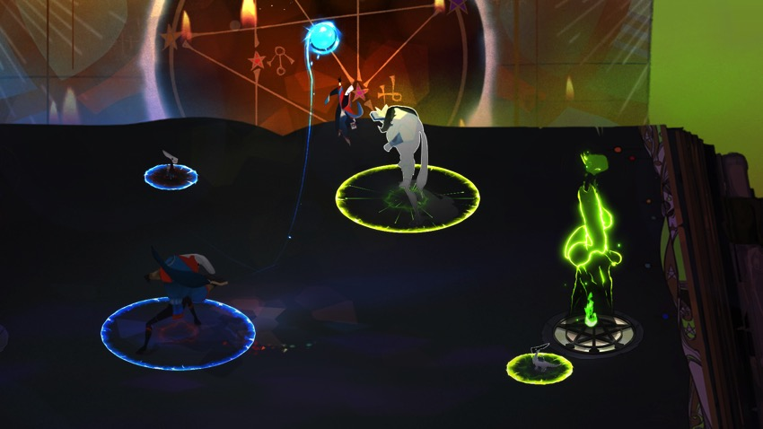 Pyre combat 2