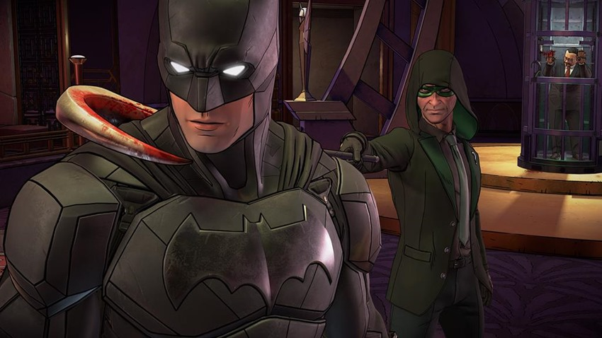 Batman Enemy Within Episode 1 (2)