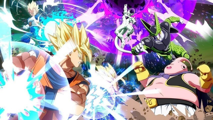 Dagon Ball FighterZ gets four new fighterz 3