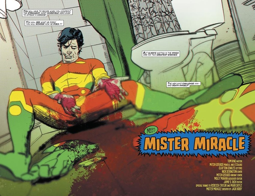 Mister Miracle (1)