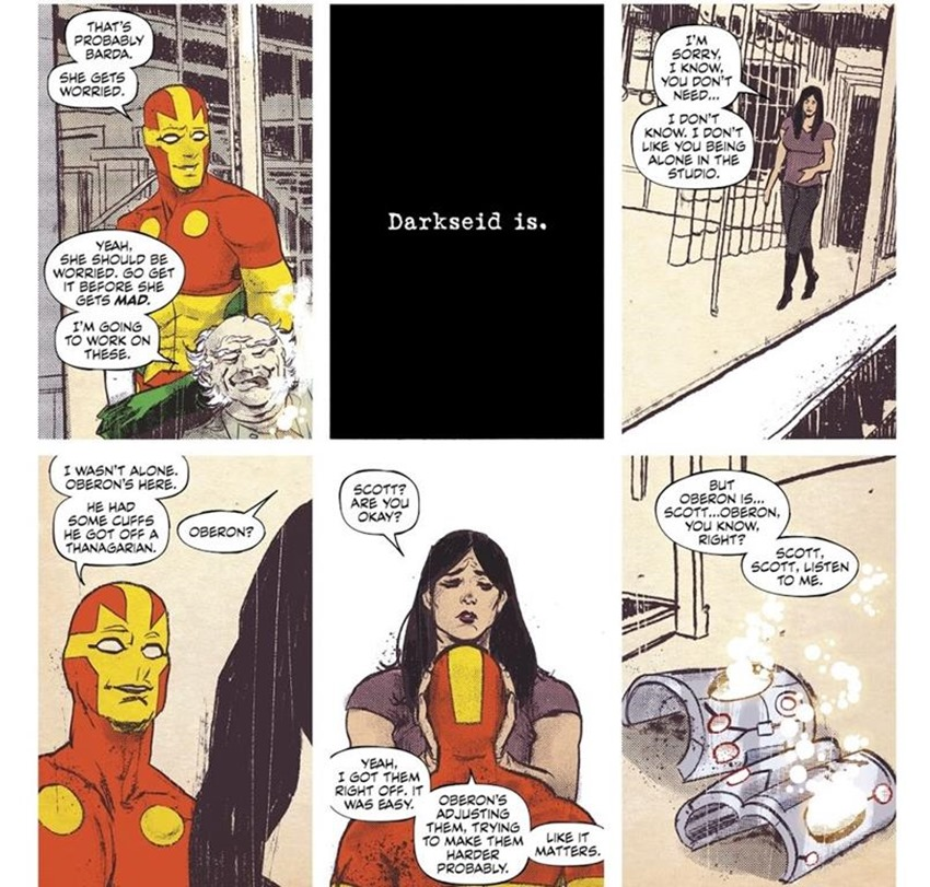 Mister Miracle (7)
