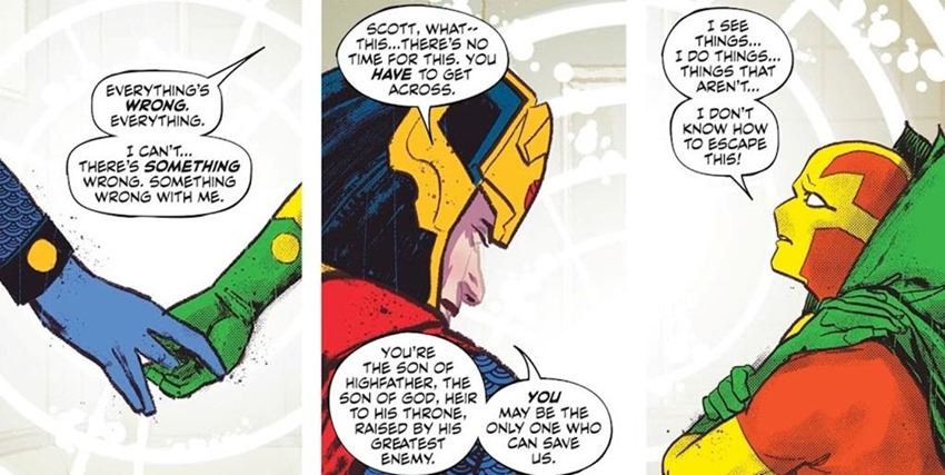 Mister Miracle (9)