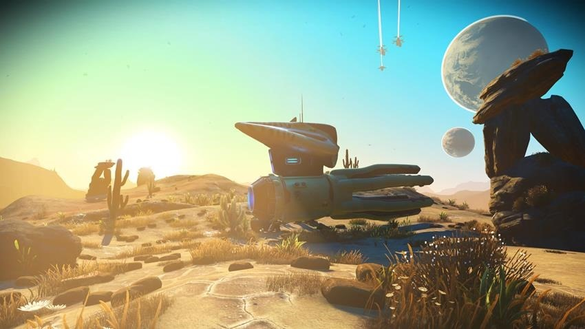 No Man's Sky is a much better game 2