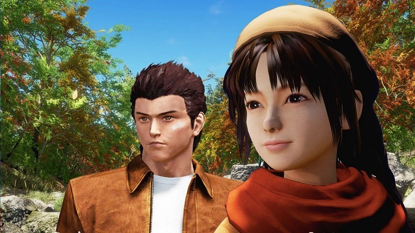 Shenmue III now has a publisher