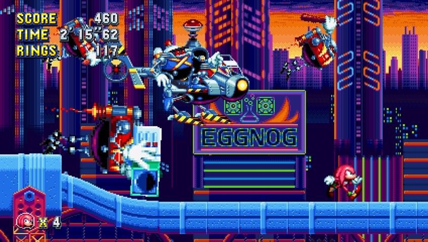 Sonic Mania Review Round-Up 2